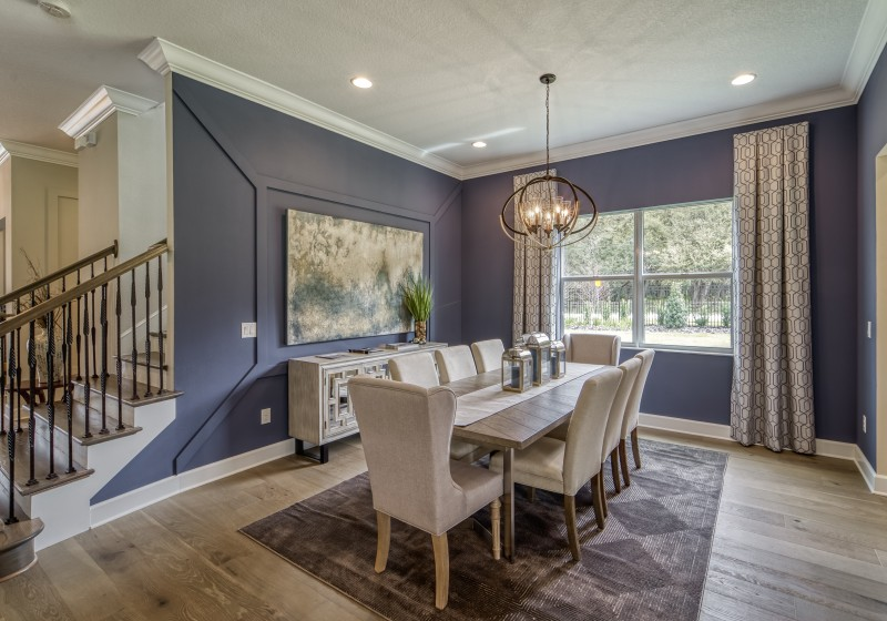 hickory breeze dining room