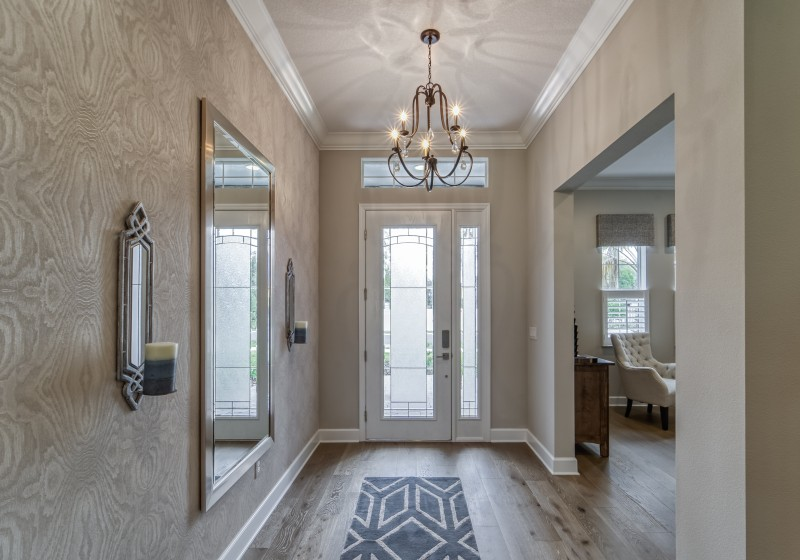 hickory breeze front entry