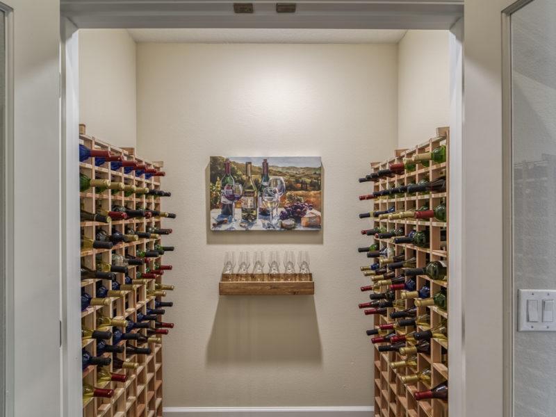 hickory breeze wine cellar