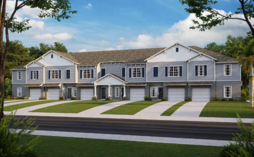 Cypress Bay elevation