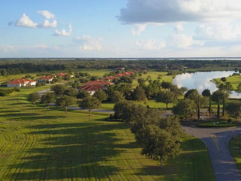 lake toscana land