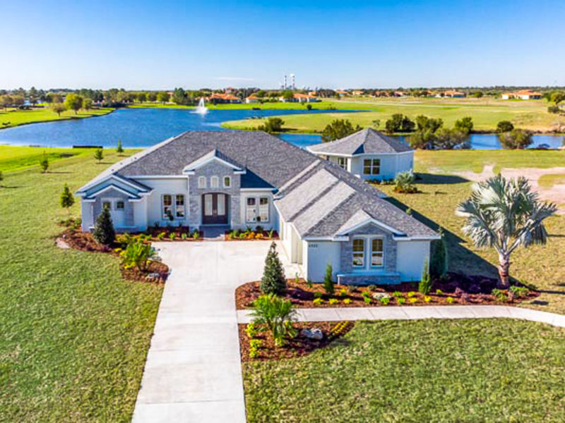 Lake Toscana Sunrise Homes